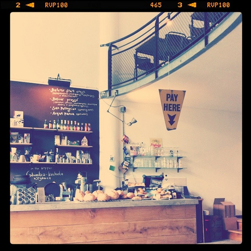 Hopper Coffee Rotterdam