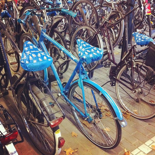 Tupalo.com zadelhoesjes @ Rotterdam Centraal Station
