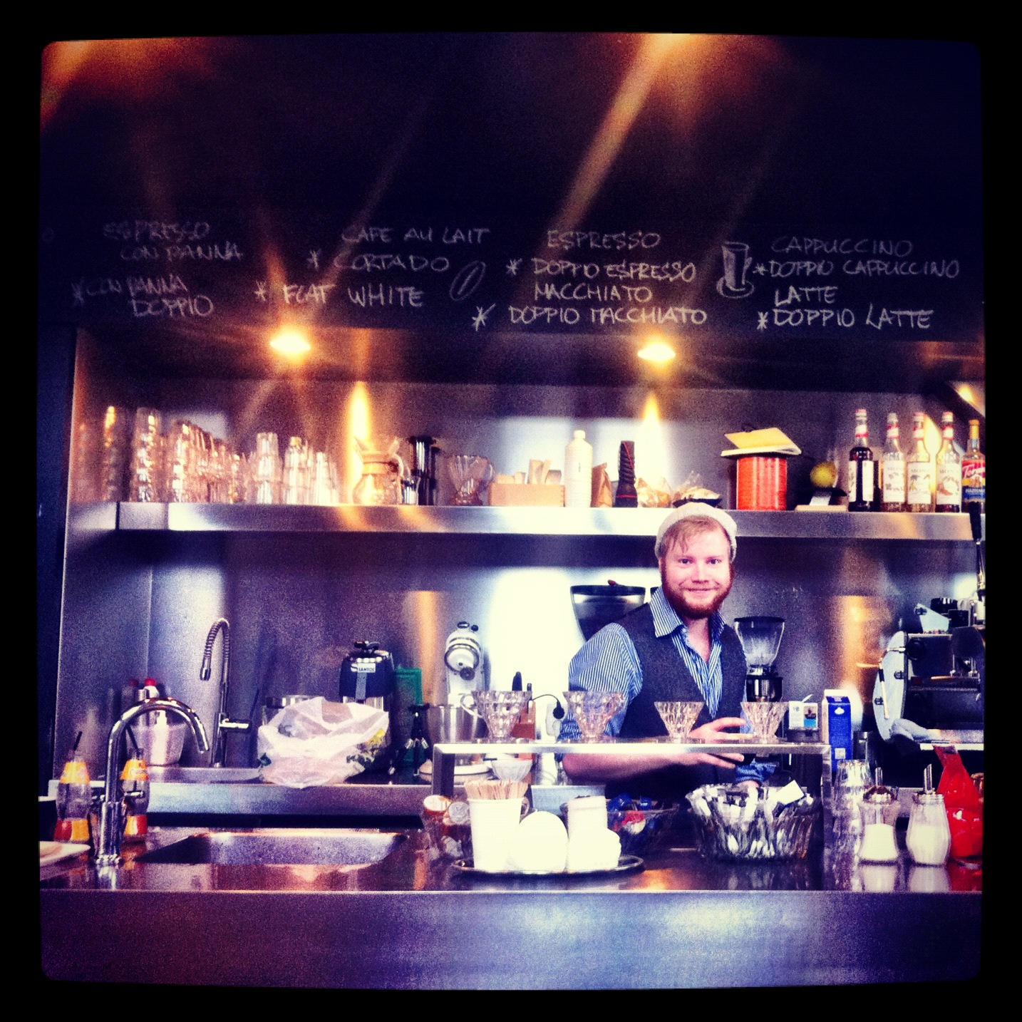 Espressofabriek Amsterdam
