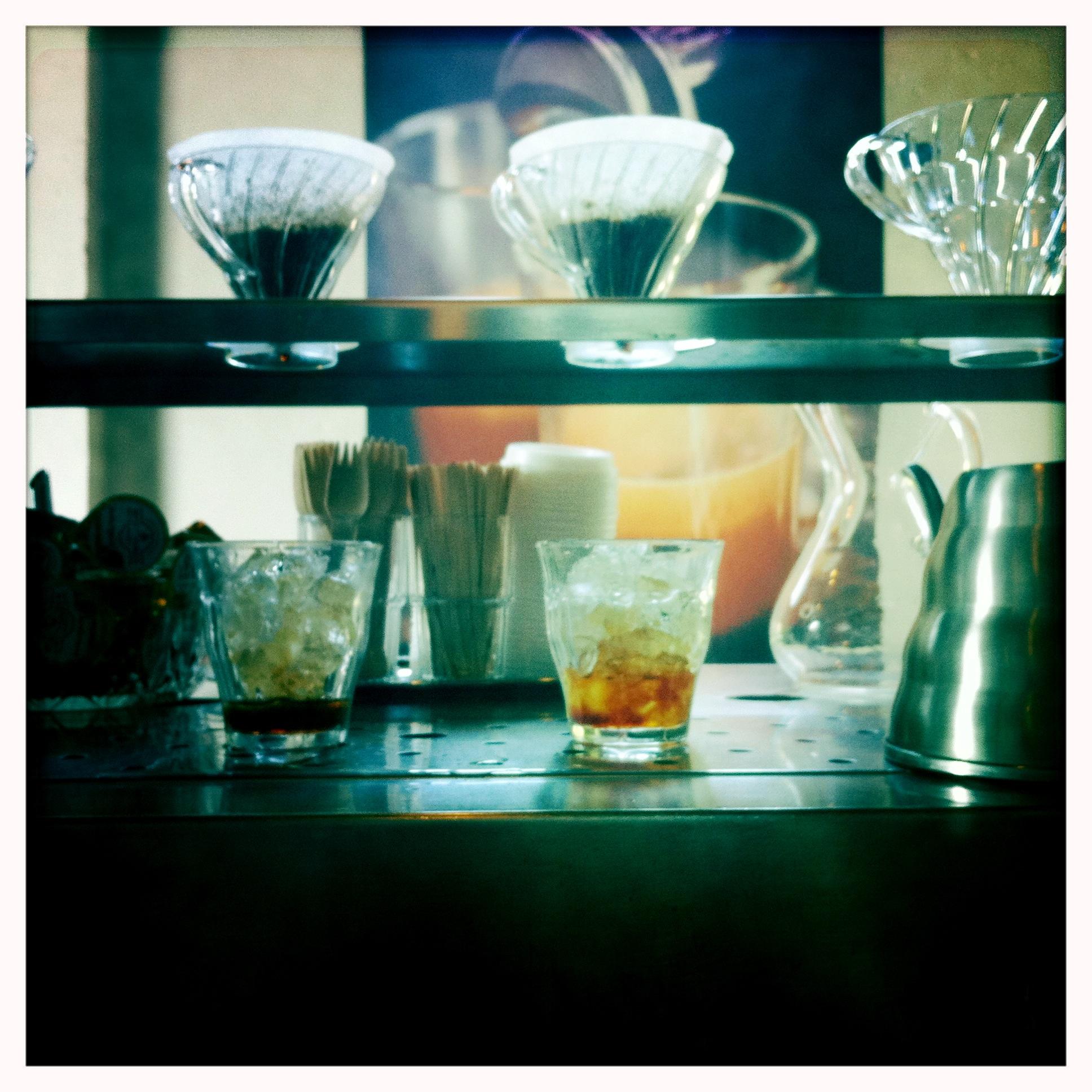filterkoffie Espressofabriek Amsterdam