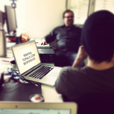 hackweek tupalo.com