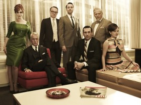 MAD MEN - Season 5 (Photo: AMC)
