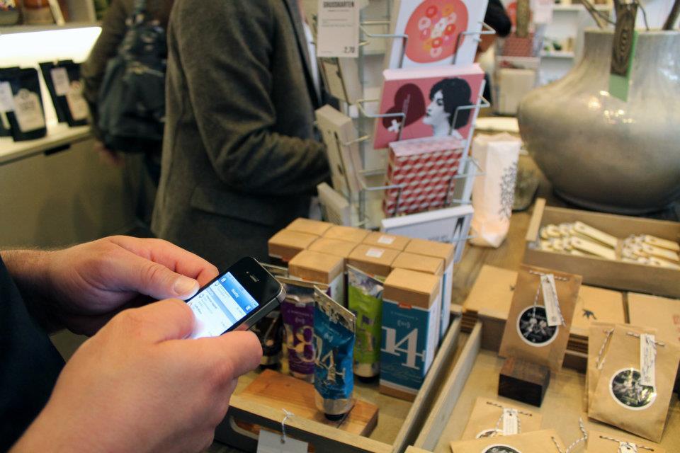 foursquare x tupalo.com