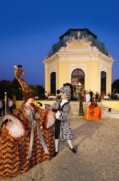 Lange Sommernacht im Tiergarten Schönbrunn - (c)Tiergarten Schönbrunn