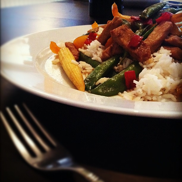 oosterse wok