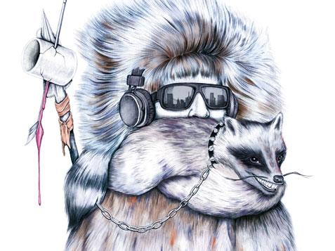 Winter im MQ